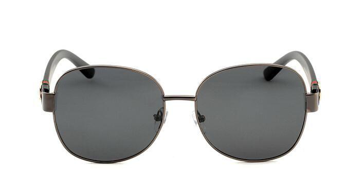 2019 lentille miroir Gradient lunettes de soleil 2019 Pilot Glasses for Men marque Designer sun lunettes Livraison gratuite
