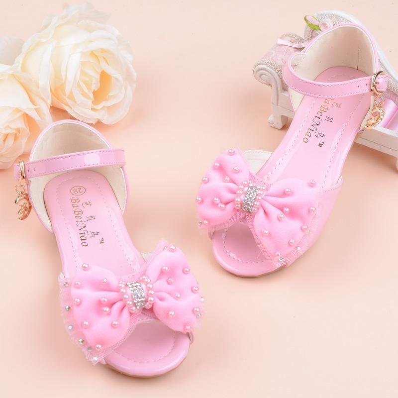 2019 Nwe Fashion Kids Summer Shoes