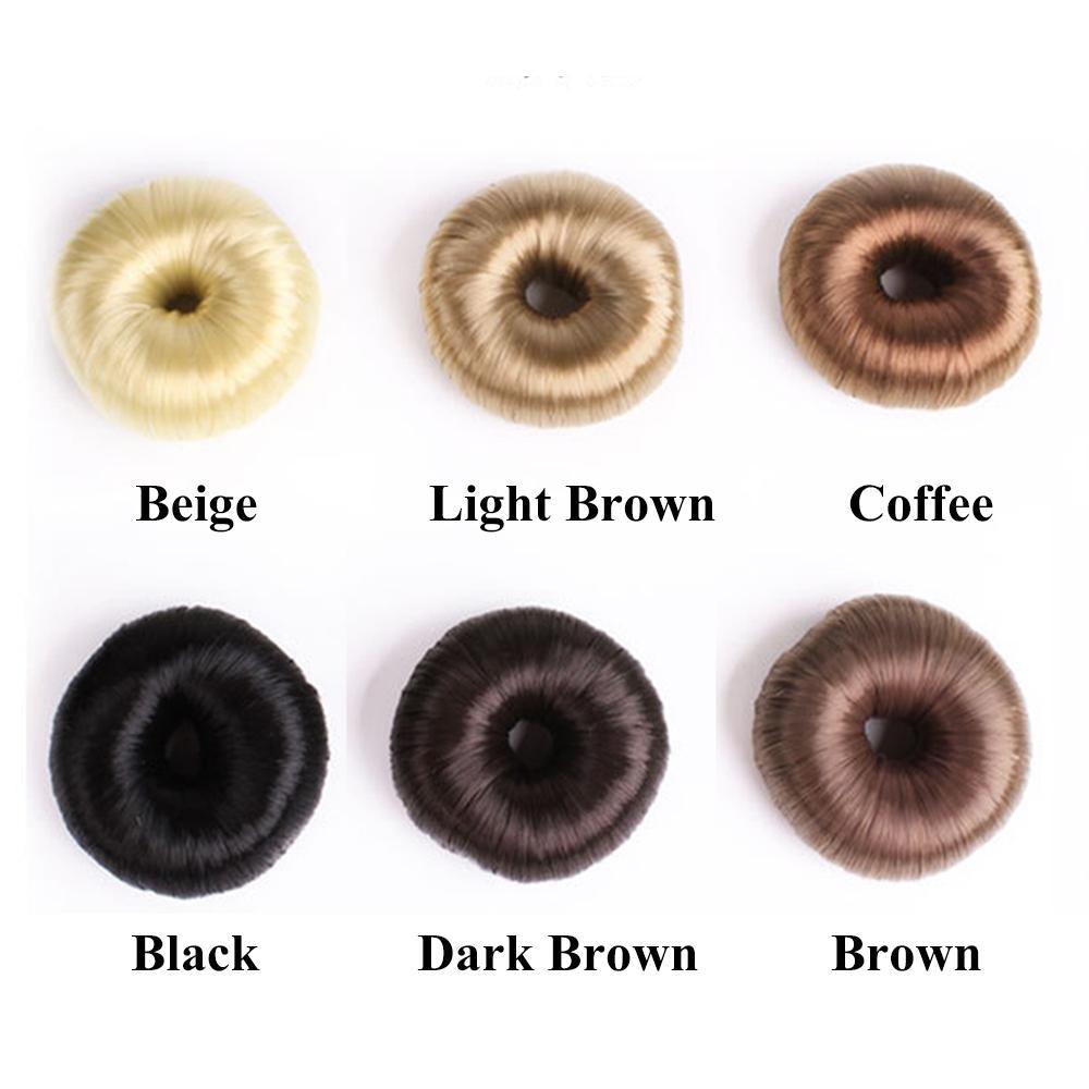 Ucuz Braiders Yeni Sıcak Moda Zarif Kadın Bayan Kız Sihirli Donut Saç Yüzük Bun Makinesi Saç Şekillendirici Araçlar Aksesuar Toptan