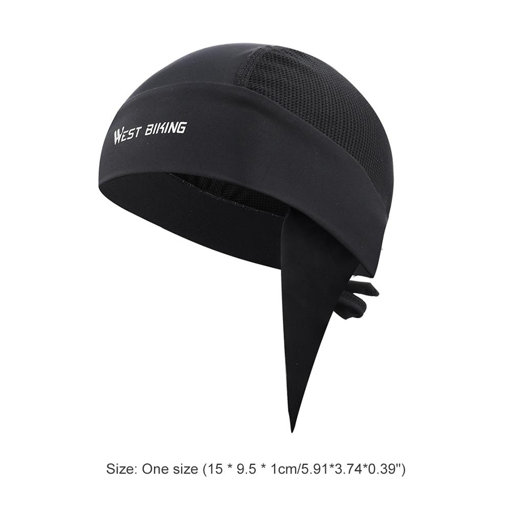 Multifunción unisex Cap Ciclismo Running Esquí paño grueso a prueba de viento del pañuelo aire libre del verano protector solar anti-UV casco gorra