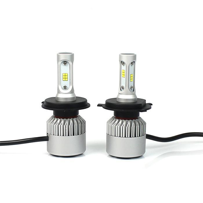 S2 H4 H7 H13 H11 9005 9006 СНТ LED фара LED 30W 8000LM Все в одном автомобиле фары лампы головного света Противотуманные фары H1 H4 H7 H11 LED