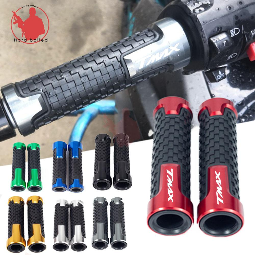 Motorcycle handlebar grips For TMAX T-MAX 530 500 TMAX530 SX DX 2014 2015 2016 2017 handle Bar grips ends 22CM 7/8''