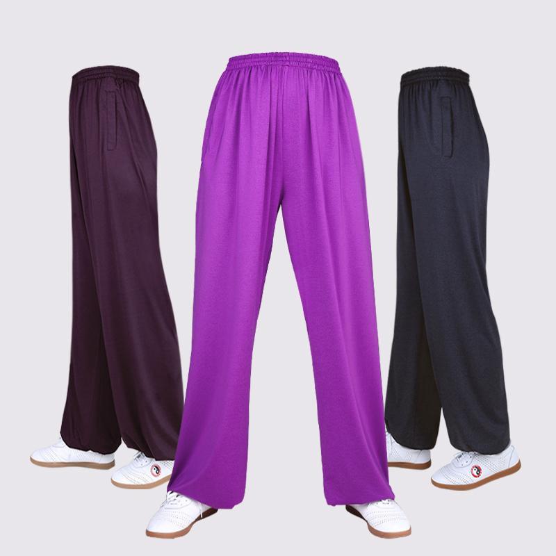 Hız Do Chi Pantolon Kadın Yaz Esneklik Pratik Emici Sweat Kolay Vücut Taiji Boks Fener A Sanat Pantolon Serve