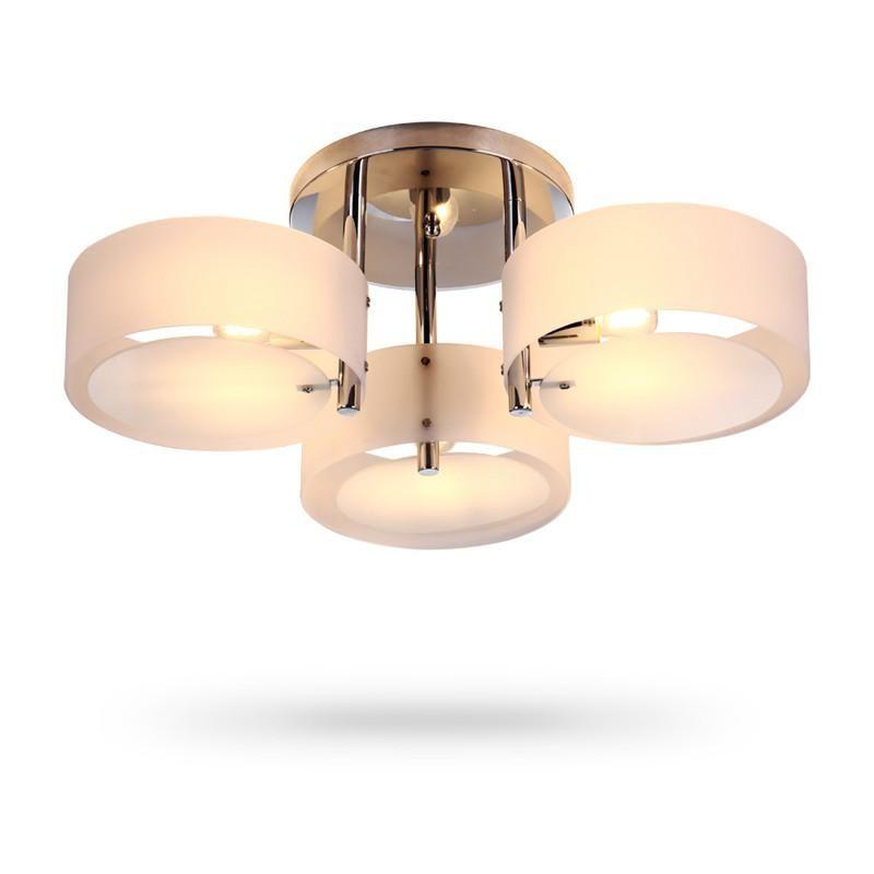 Soffitto moderna le luci che illuminano acrilico LED Lampada da soffitto Lustre Sala per impianti di illuminazione della lampada