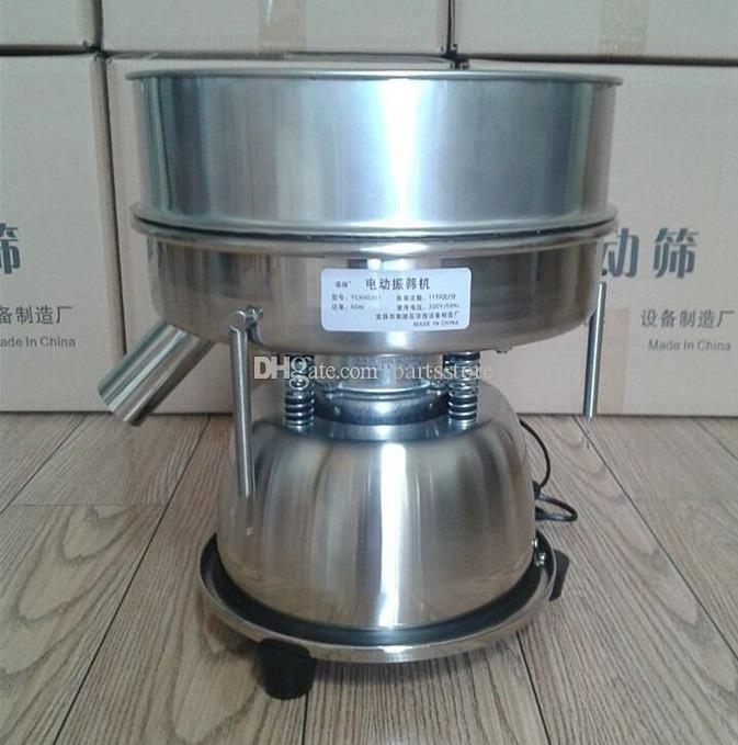 Outil électrique 6-600mesh de rotation de tamis de vibration de machine de criblage de poudre électrostatique de criblage de poudre 220V 6-600mesh