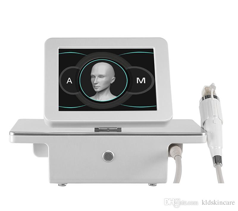 Deux ans de garantie fractionnelle microneedle rf vampire facial microneedling machine traitement de suppression de l'acné rf laser vergetures retrait