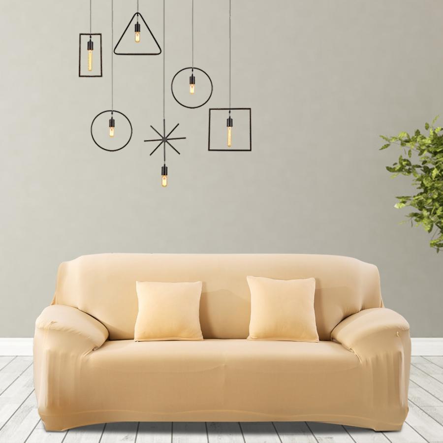 Funda de sofá de alta calidad a prueba de agua elástica a prueba de polvo funda de sofá funda de cojín protector para sala de estar decoración venta