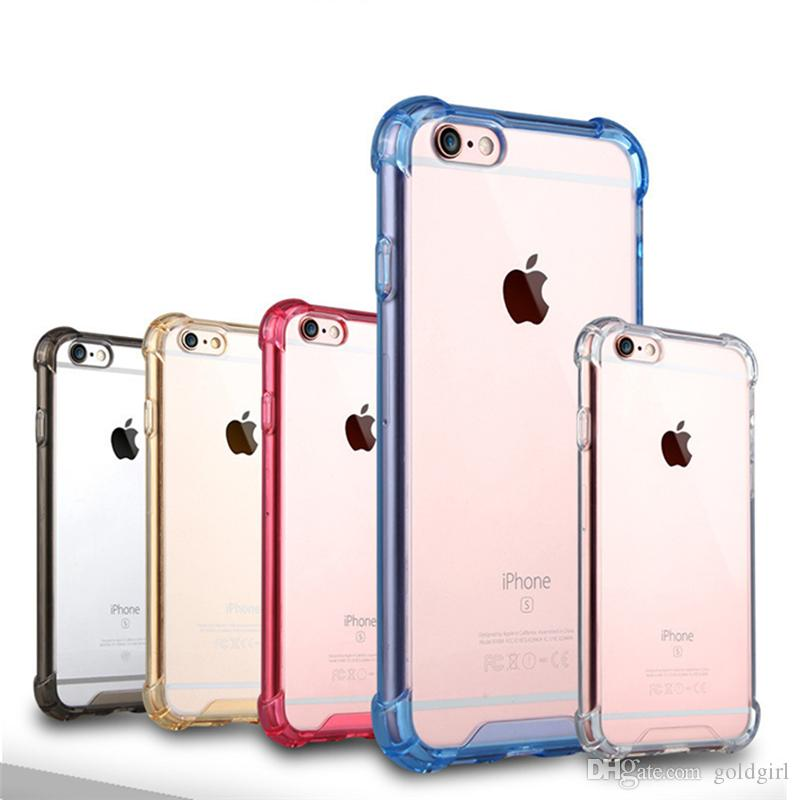 coque antichic iphone 7 transparent