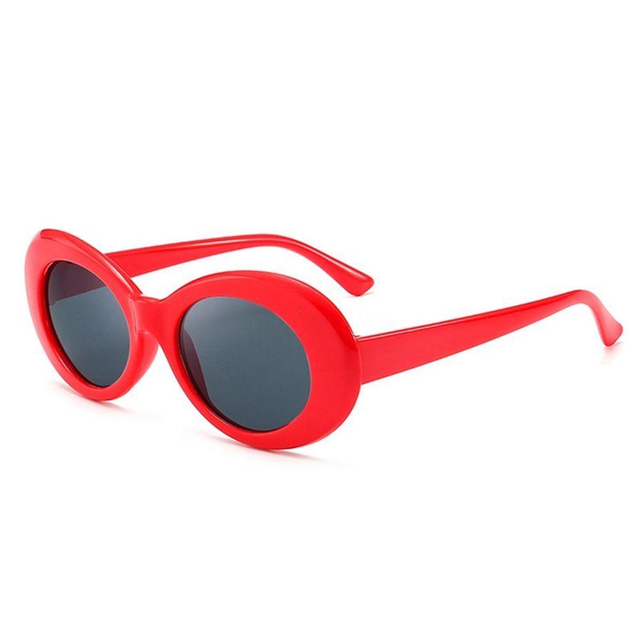 Хип-Хоп Sunglasee Relective Зеркало Дети Хип-Хоп Sunglasee Овальные Очки Мода Лето Солнцезащитный Очки #73410