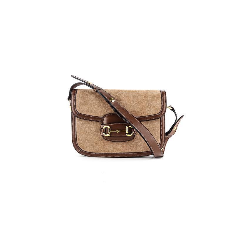 2020 neue Handtasche kleine quadratische Paket lässige Lederhandtasche Schultertaschen