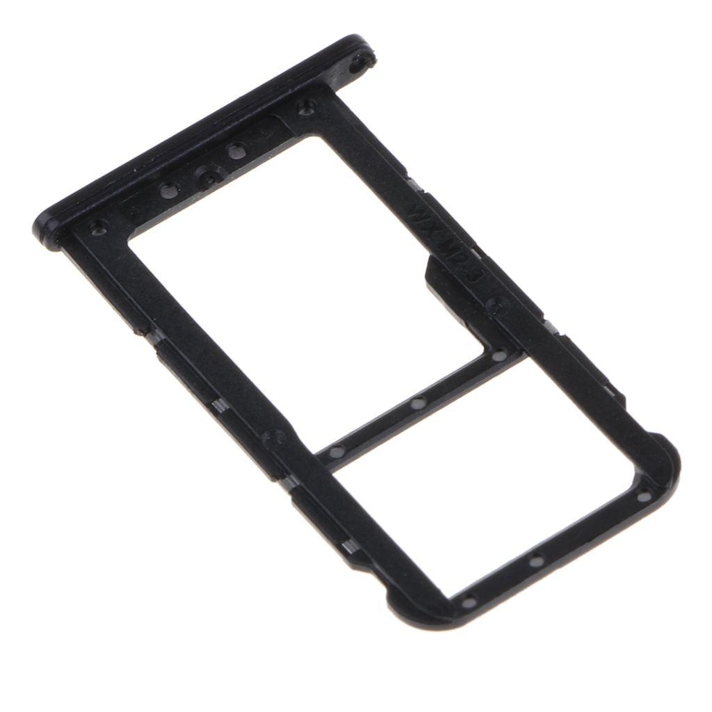SIM/ TF Card Tray Holder Solt Adapter Fit For Huawei P20 Lite / Nova 3e