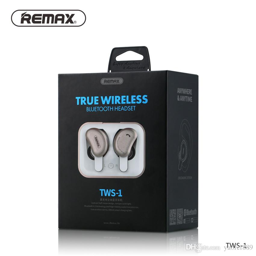 2019 New Bluetooth Binaural Earphones Remax Tws 1 True Wireless 3d Stereo Earbuds Headphones Headset And Power Bank With Microphone Calls Best Earbuds Best Bluetooth Headset From Yaofei889 29 95 Dhgate Com
