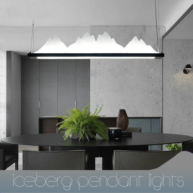 Modern Pendant Lamp Landscape Lighting Bedroom Hotel Living Room