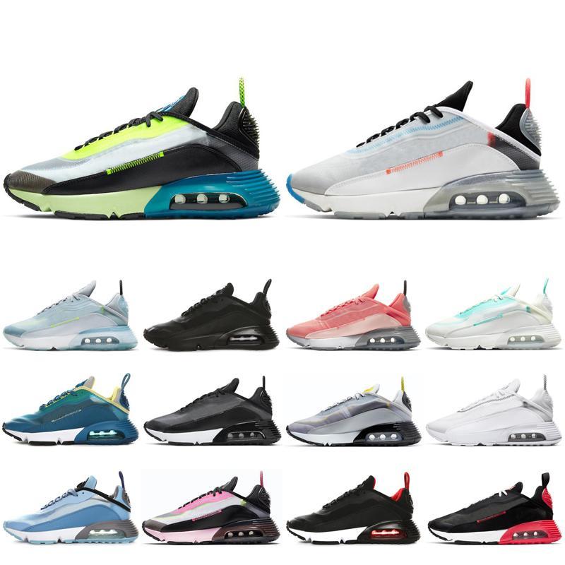 Nike air max 2090 2020 Praia Grande 2090 Scarpe da corsa in platino puro Be true duck camo Alta qualità Uomo donna sneakers sportive sneakers uomo Taglia 36-45