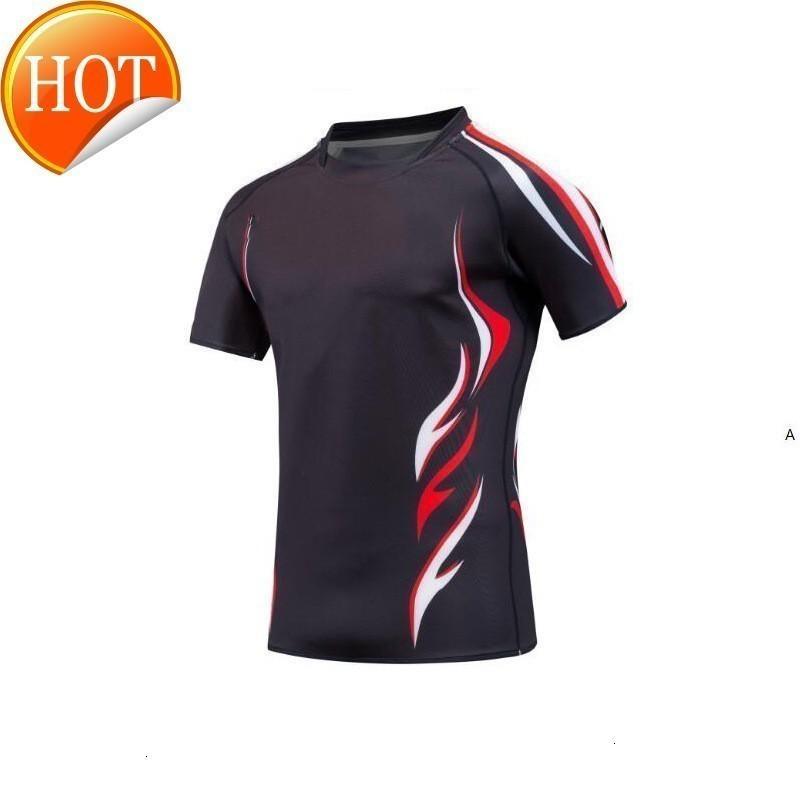 2019 Mens New Football Jerseys Fashion Style Black Green Sport Printed Name Number S-XXXL Home Road Shirt AFJ002104A1AA1B1u