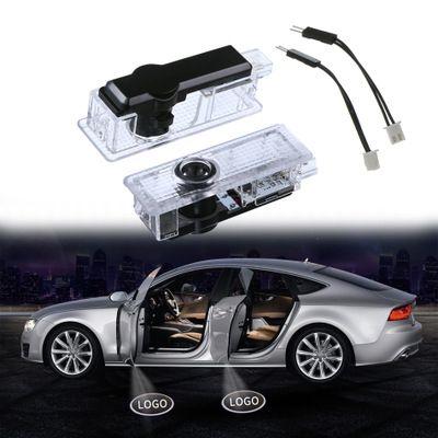 Car door Logo Light Ghost Shadow Light Welcome Laser Projector Lights LED Car Door Logo For BMW X5 X3