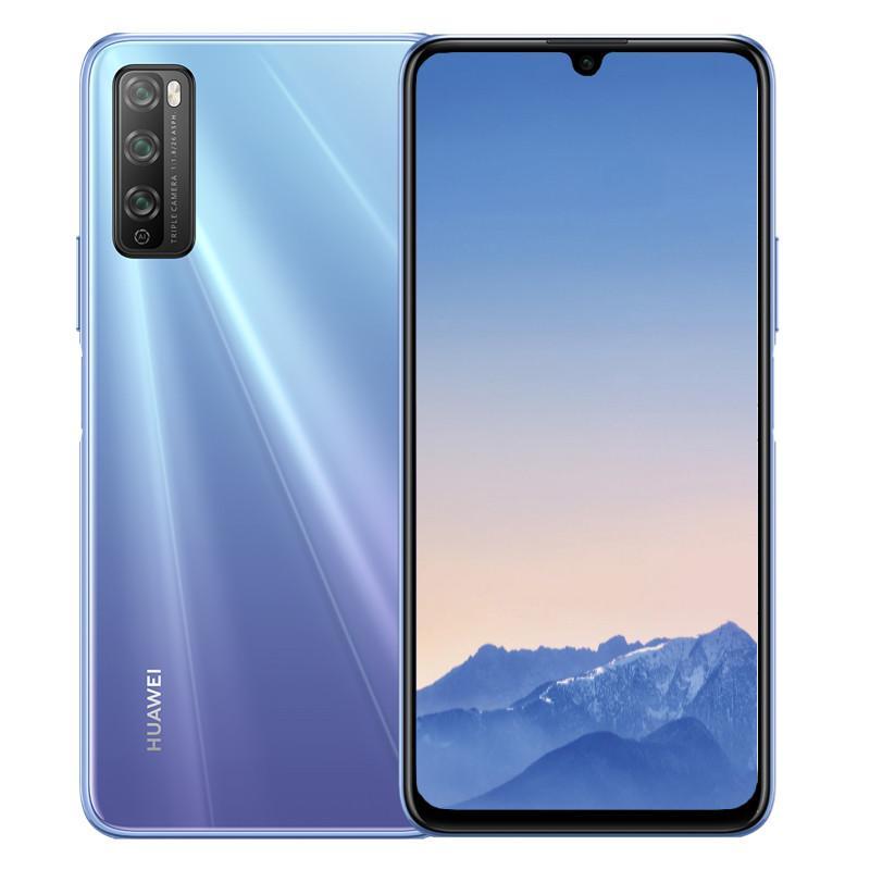 """Оригинальные Huawei Наслаждайтесь 20 PRO 5G Мобильный телефон 6 ГБ RAM 128GB ROM MTK 800 OCTA CORE Android 6,5 """"Полноэкранный экран 48mp EIS ID отпечатков пальцев Сотовый телефон"""