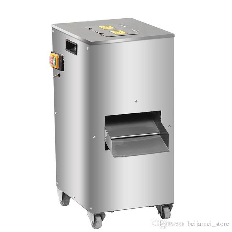 Machine à viande commerciale de Beijamei 200kg / h de bureau de la viande de viande de viande de viande de viande de viande de viande de viande de boeuf mincère 1500W 1800W