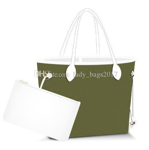 Luxo Letters Flor Shopping Bag Real Leather Clutch Bag Ombro Totes Designer Bolsas Mulheres presbiopia Clutch Purse Shopper Bags
