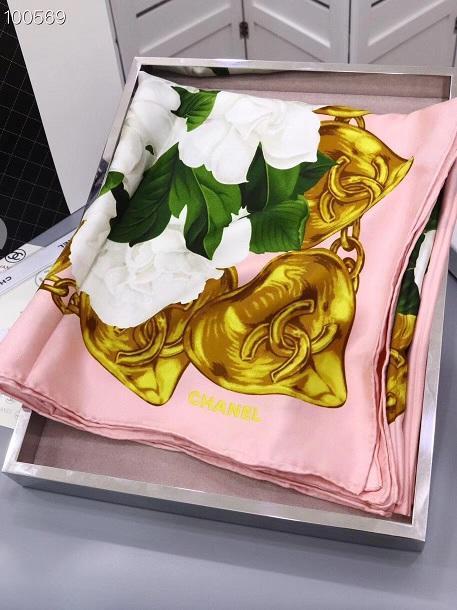 2020 vente chaude haut de gamme tendance de la mode luxe classique dames foulard en soie châle adapté pour datant fête vacances jour de noël cadeau