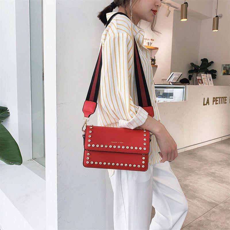 marka çanta Elmas Crossbody Çanta İçin Kadınlar Deri çanta 2019 yeni Tasarımcı Ünlü Markalar Bayan Omuz Çantası Sac A Main womens