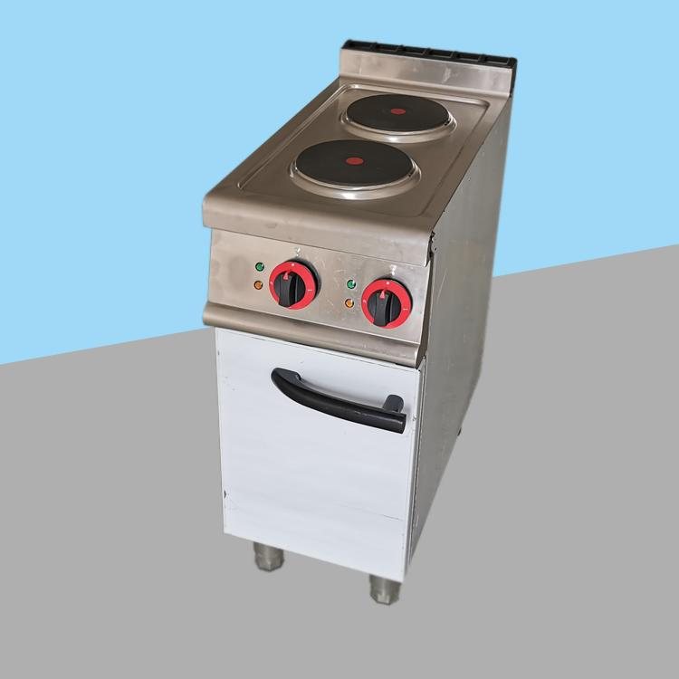 2019 Heavy Duty Commercial Kitchen Equipment Restaurant Electric Range 2  Plates With Cabinet 14W Round Plate Elements From Aisipu, $361.81 | ...