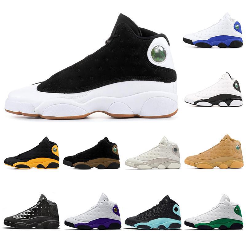 2020 Jumpman 13 13s Reverse He got game scarpe da basket uomini Isola Verde selce allevato Chicago mens formatori sport sneakers dimensioni 7-13