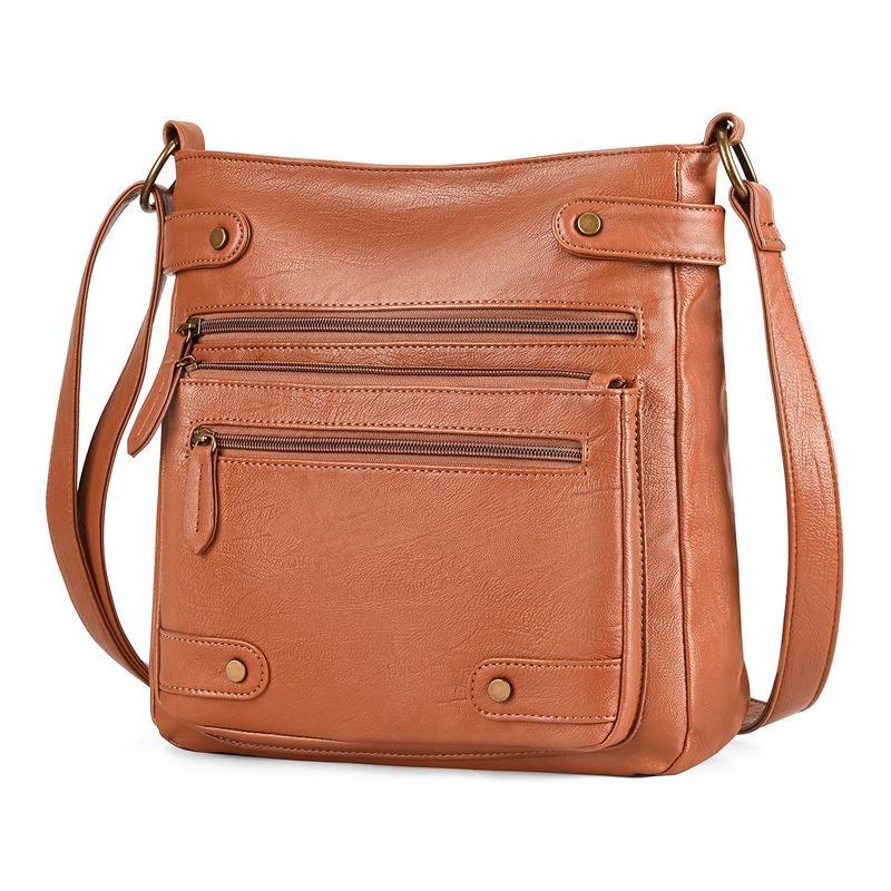 Versione coreana del sacchetto di spalla del nuovo raccoglitore del telefono casuale borsa messenger moda multi-tasca piccole donne quadrati