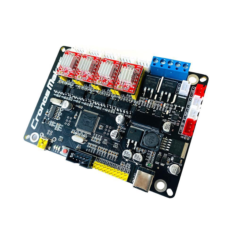 Grbl scheda di controllo a 4 assi in linea scheda di controllo CNC con 1 pollice o il controller non in linea da 1,8 pollici per il legno router macchina per incidere di CNC