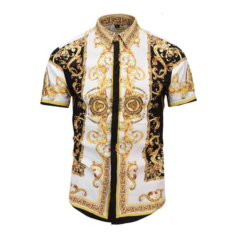 Tecido Letters Polo T-shirt Collar Paris T Shirt Casual Mulheres lapela do Top Spring Summer Designer = 2019 Marca Tag Roupas Masculino