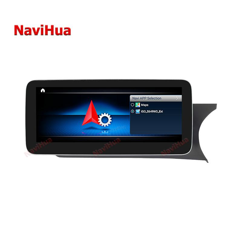 Navihua Qualcomm Android 10.0 touch screen 4+64GB car dvd player stereo audio gps navigation system for C RHD 2011-2013