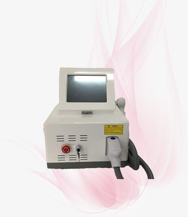sıcak satış fabrika fiyatı En kaliteli 808nm diyot lazer makinesi sistemi / diyot lazer 808nm kıl azalması soğutma