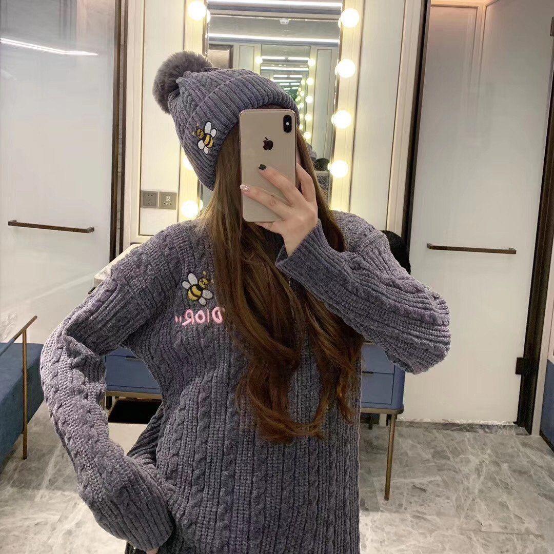 Yeni kadın kazak hoodies gündelik kazak ceket kadın üstleri triko 191125-6721 # * 37287