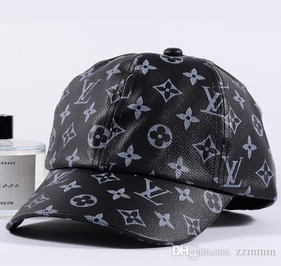 Erkek Şapka Sıcak Satış Son Moda Cap Nakış Mektupları Ayarlanabilir Pamuk Beyzbol Ücretsiz Kargo Streetwears Caps