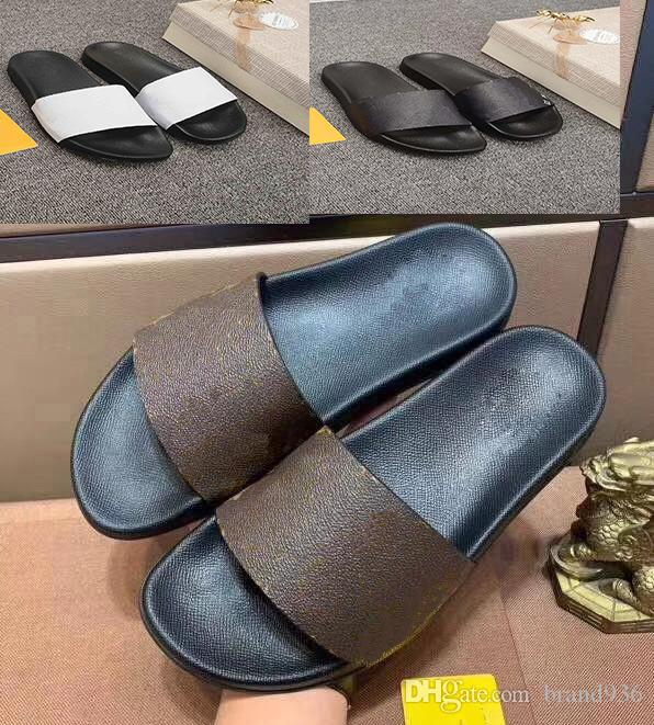 2019 LL bd 17 styles fashion causal slippers men women boys &girls tian/blooms start print slide sandals unisex outdoor beach flip flops