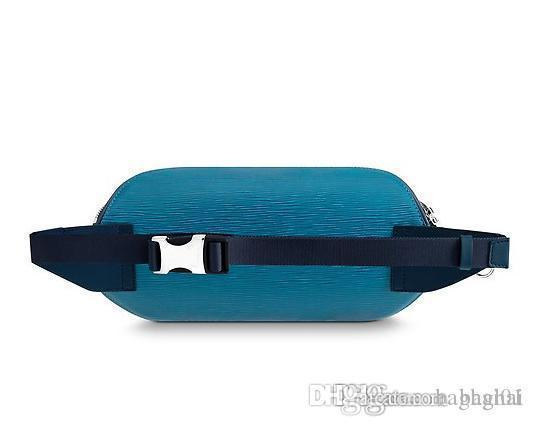 M41810 Waterwave Waistbag Sacs à bandoulière mode Marque de sacs de créateurs de luxe Croix Totes corps femmes célèbres en cuir classique 5AA