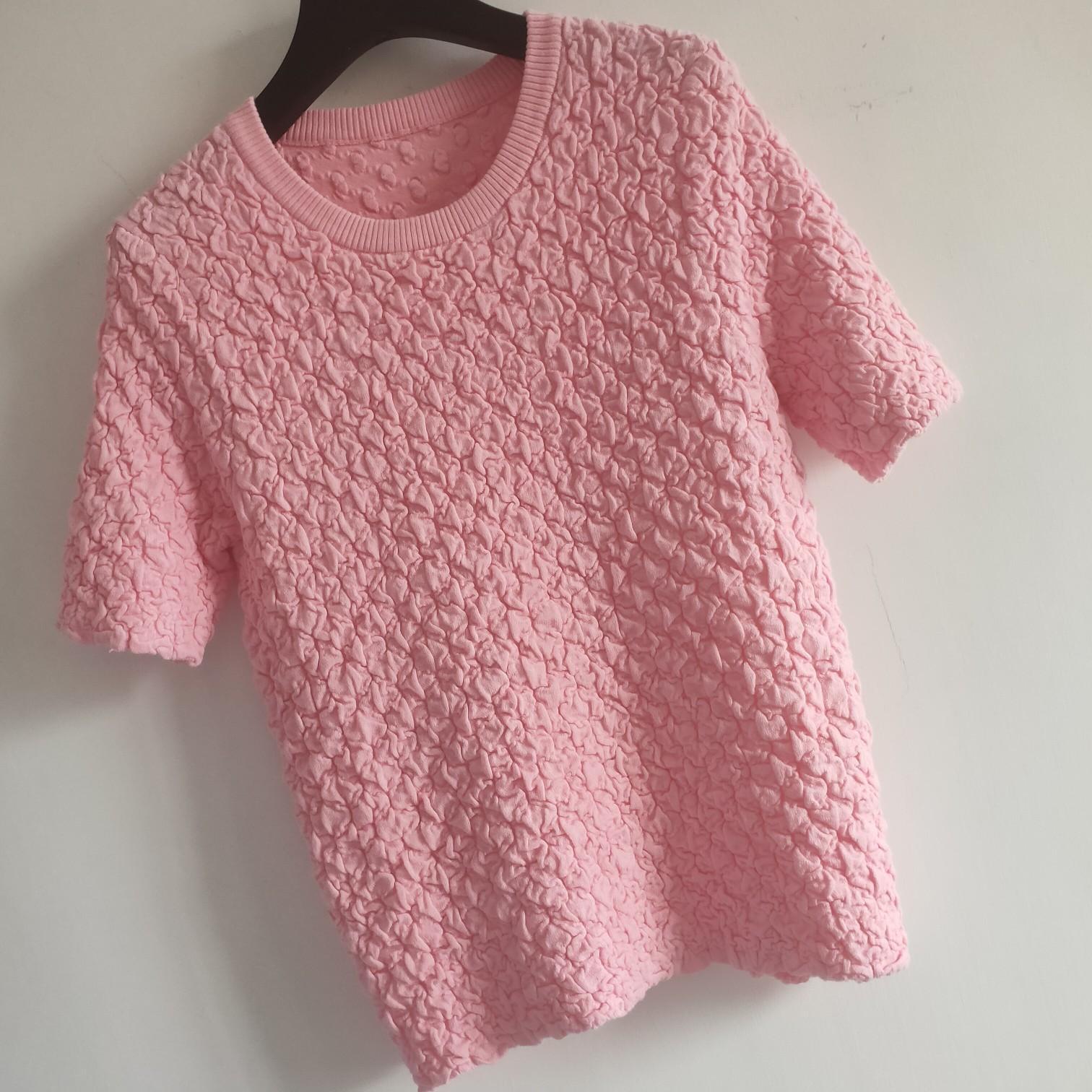2020 Livraison gratuite Marque Shirt Designer Femmes Hommes T-shirt de mode Casual Printemps été T-shirts de luxe HighQuality fille T-shirt 202003226Y