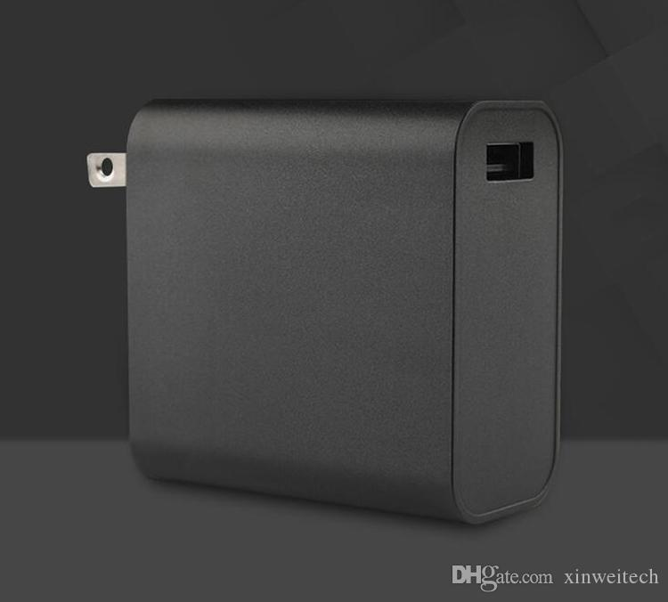 50PCS 디지털 장치 노트북 노트북 휴대 전화에 대 한 도매 40W 20V 2A 또는 5.2V 2A 다기능 휴대용 전원 어댑터 전원 공급 장치