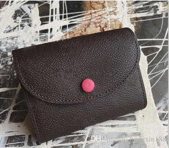 Spedizione gratuita! Lo stilista clutch in vera pelle di notecase della borsa del portafoglio burse con il sacchetto di polvere scatola M41939