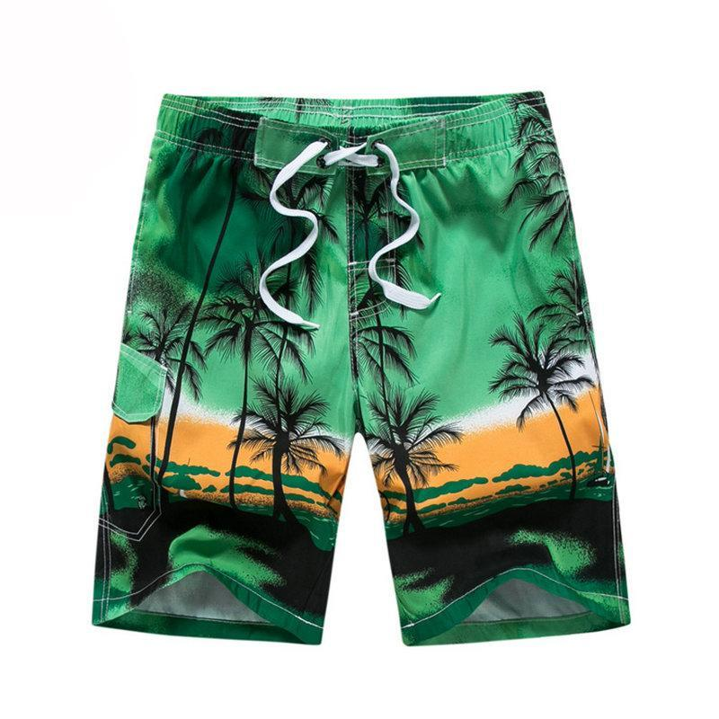 Summer Mens Board Shorts Fashion Printed Beach Shorts Men Short Pants Fitness Plus Size M L XL XXL XXXL