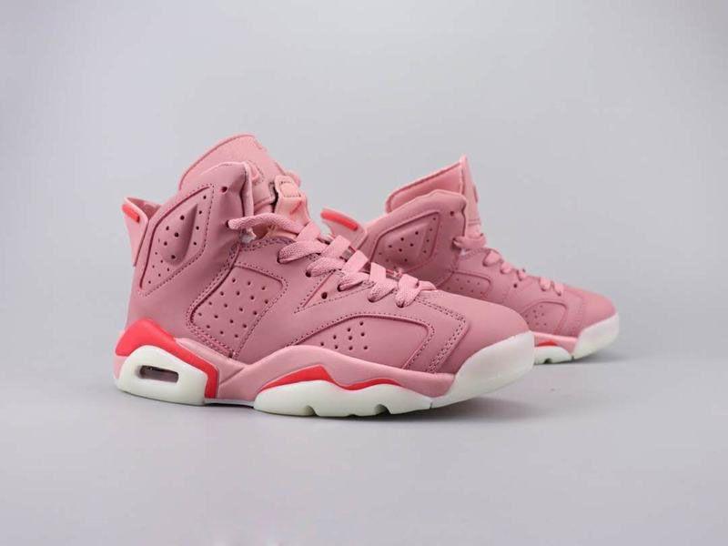 2019 6 Millennial Pink Basketball Shoes