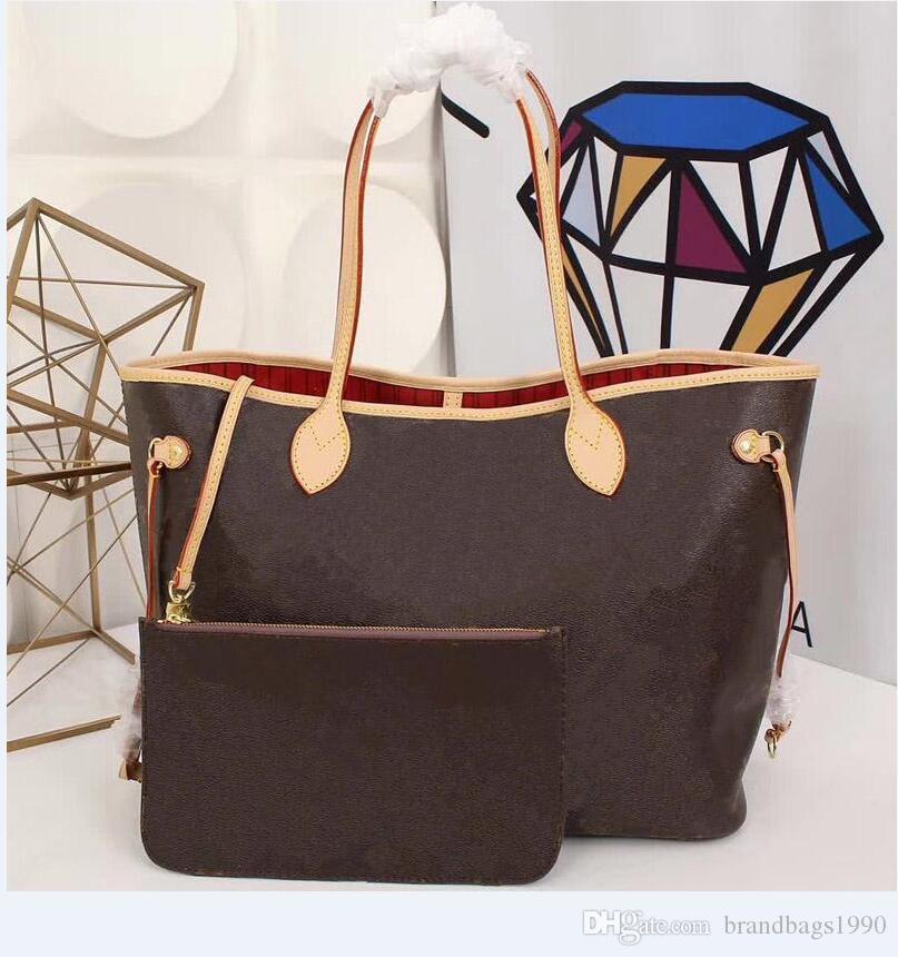 Sacs de mode grande taille Sac shopping en cuir pour femme L fleur sacs composite dame de sac d'épaule d'embrayage sac à main femme