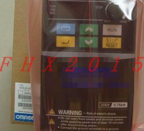 UN NUEVO Omron inversor 3G3MX2-A4040-Z