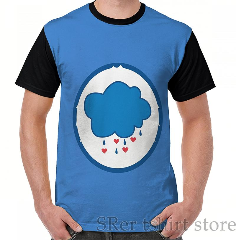 Lustige Druck Männer T-Shirt Frauen Spitzen T mürrische Bären-Grafik-T-Shirt Männer O-Ansatz Kurzschluss-Hülsen-beiläufige T-Shirts