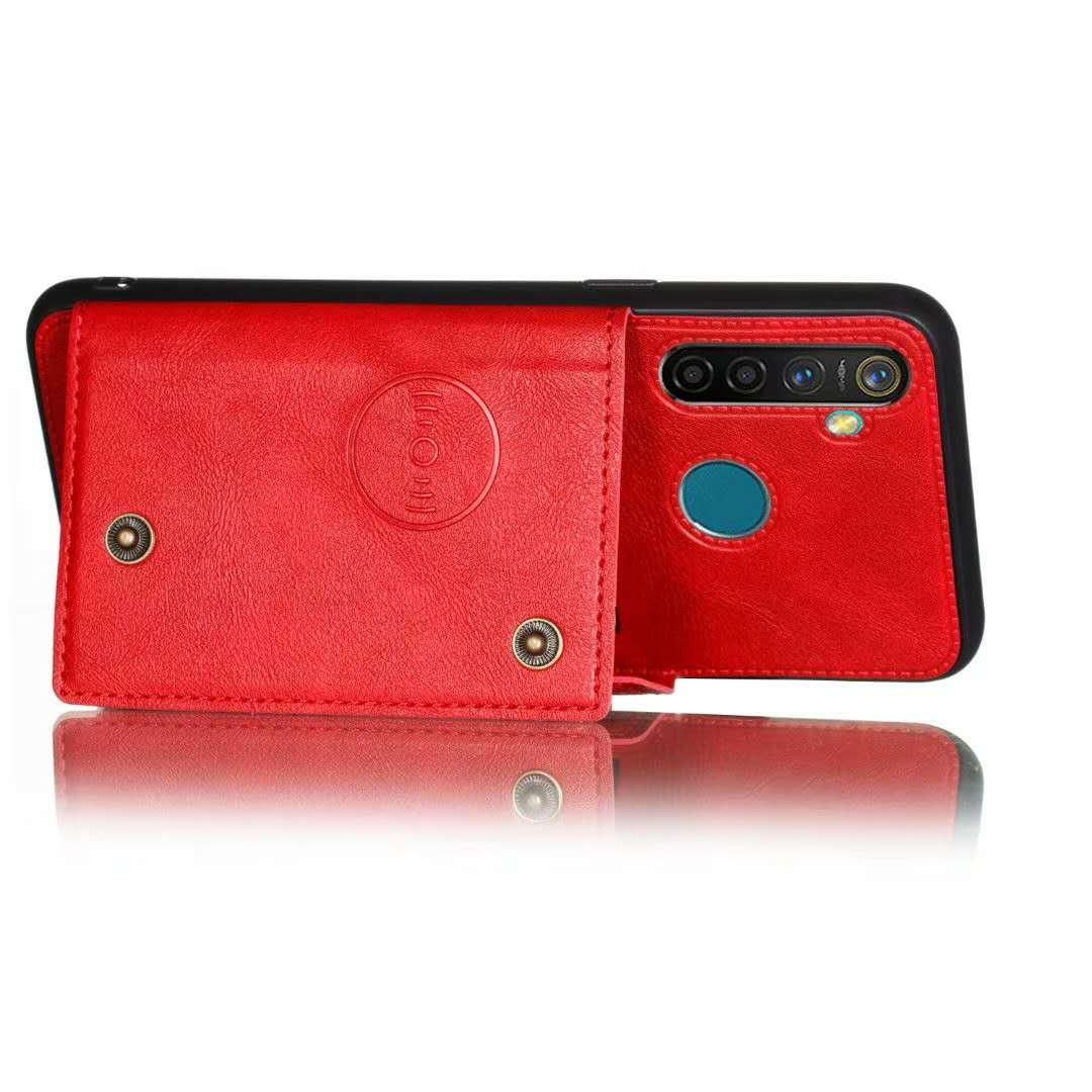 Wallet bag PU Leather phone case for Xiaomi Redmi Note 8 TPU card cover cellphone case luxury Flip cover