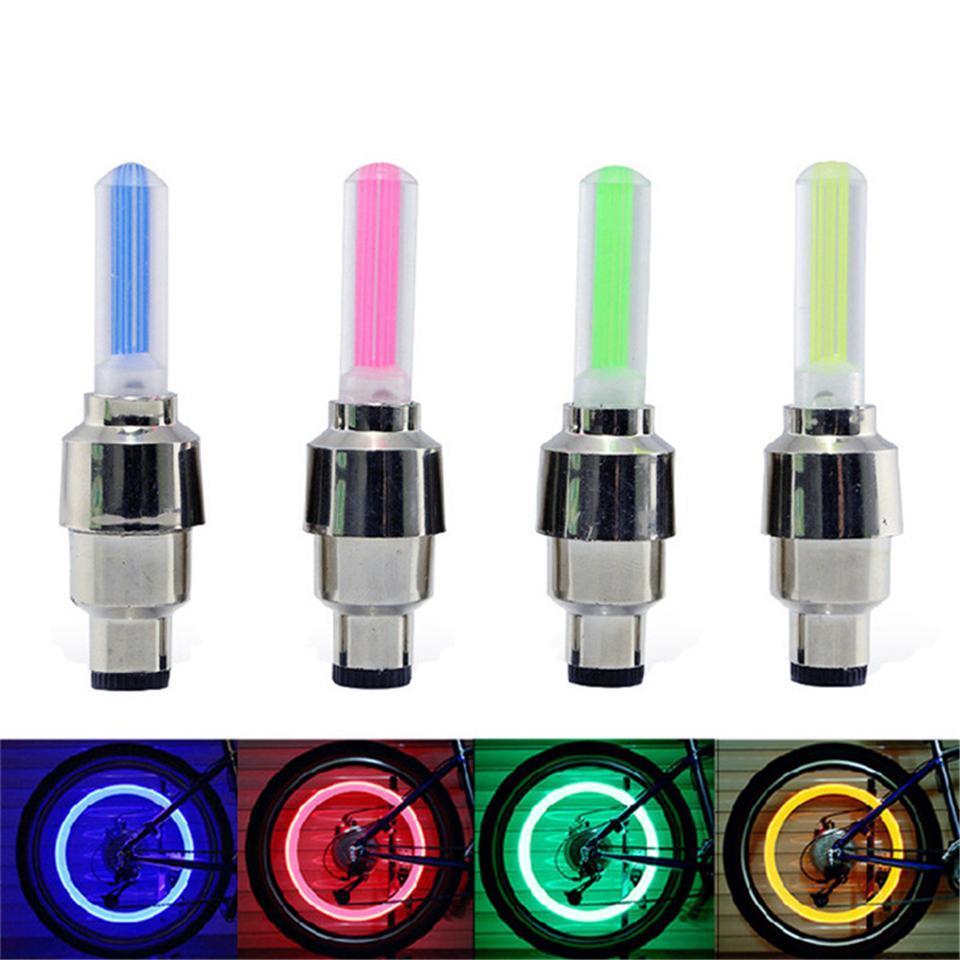 Led grelles Reifen-Rad-Ventilverschraubung-Licht für Auto-Fahrrad-Rad-Licht-Motorbicycle Reifen LED-Licht Neuheit-Beleuchtung