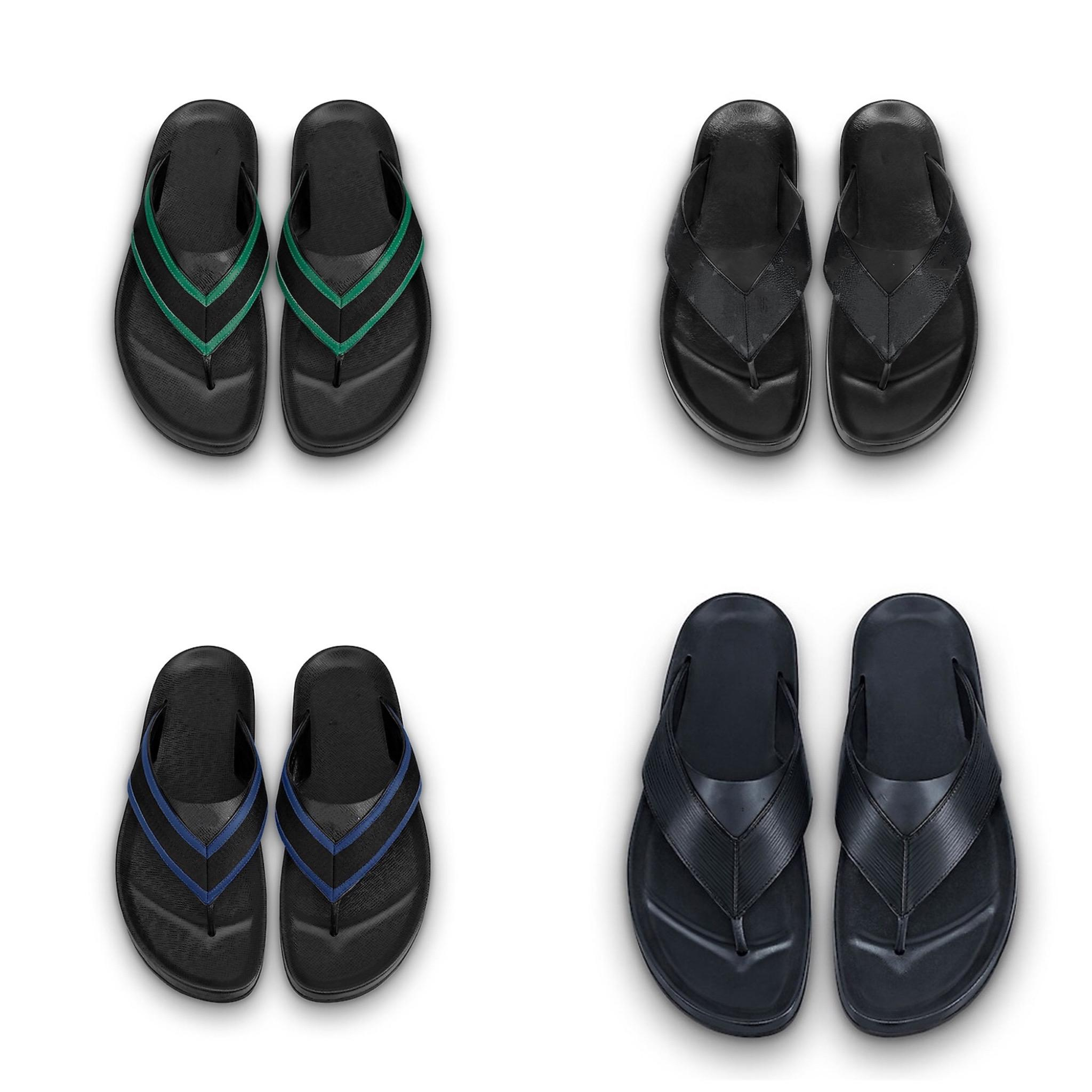 Popular Big Beach Shoes Flip-Flops Sandals resistente ao desgaste Designer EVA chinelos flip-flops.