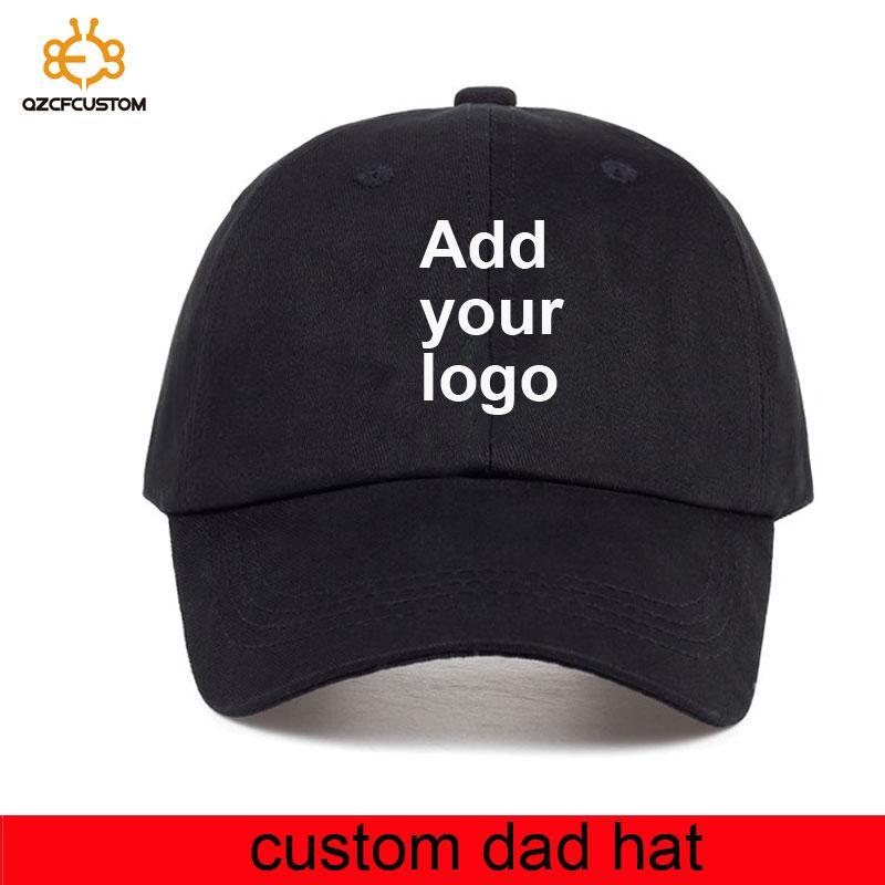 cap atacado 100% algodão desestruturado pai costume cap chapéu bordados fazem seu pai projeto