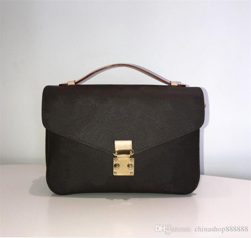 2020 moda tasarımcısı kadın çantaları sade şık postacı çantası zarif sade omuz çantası klasik gündelik çanta