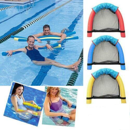 Erstaunliche Toys Schwimmsitzen Großhandel Pool Zubehör Erwachsene 2 Stuhl Kind Booni Nudel Bett Schwimmring Mesh Schwimmenden Von Fun In Stühle jLcA3S54qR